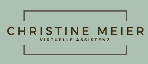 Chistine Meier Logo
